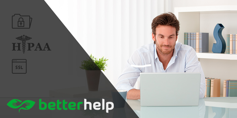 BetterHelp Online Counseling & Therapy. in the use