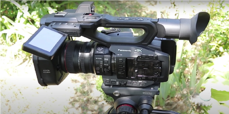 Review of Panasonic HC-X1 4K Ultra HD Professional Camcorder