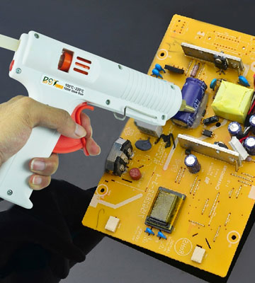 Review of BSTPOWER Hot Glue Gun Adjustable Temperature