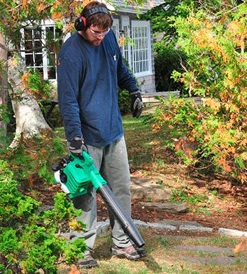 Review of Hitachi RB24EAP Gas Handheld Leaf Blower