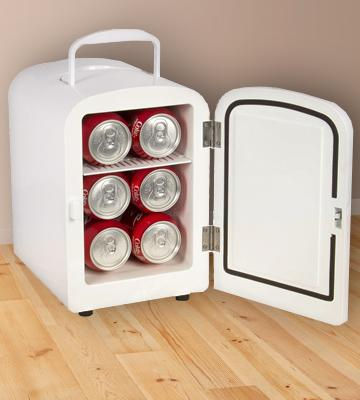 Review of Best Choice Products SKY1590 6-Can Fridge Cooler and Warmer