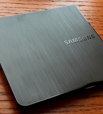 Review of Samsung SE-218CB/RSBS Ultra Portable External DVD Writer