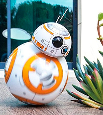 Review of Sphero Star Wars BB-8 Droid RC Robot