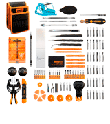Jakemy (P12) 99 in 1 Repair Tool kit with Pocket Tool Bag