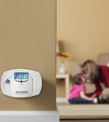 Review of First Alert CO410 Battery Operated Carbon Monoxide Detector Alarm