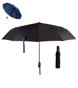 Anntrue Windproof Travel Umbrella with Teflon Coating