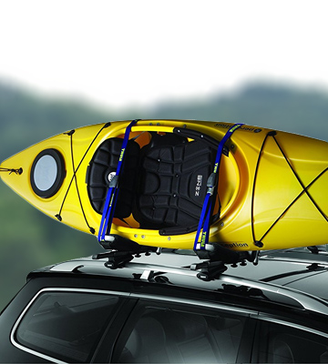 Review of Thule 835PRO Hull-a-Port Pro Kayak Carrier