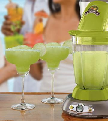 Review of Margaritaville DM0700 Bahamas Frozen Concoction Maker