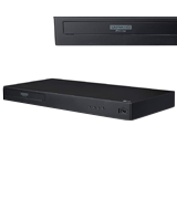 LG UBK80 3D 4K Ultra HD Blu-ray Player