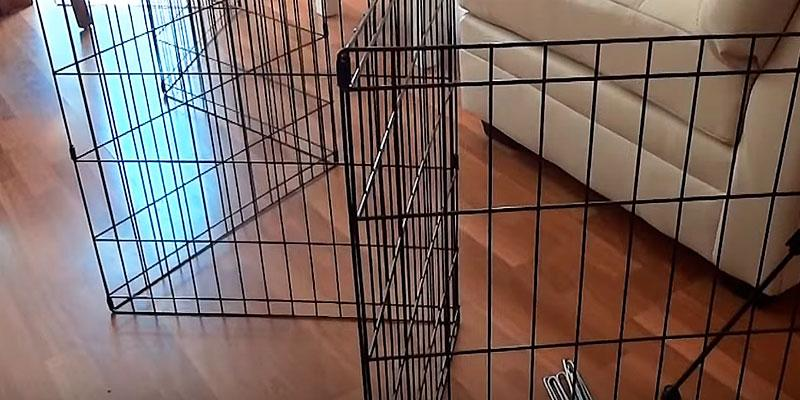 Detailed review of MidWest Homes for Pets Exercise Pen