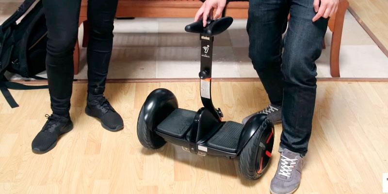 Review of Segway miniPRO Smart Self Balancing Personal Transporter