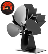 CWLAKON New Design Wood Stove Fan