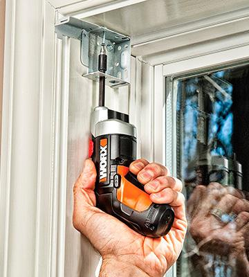 Review of WORX WX252L XTD Extended Reach Electric Screwdriver