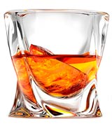 Ashcroft Twist Whiskey Glass