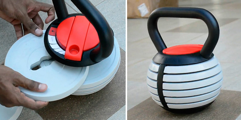 Review of LifeSport Premium Kettlebells