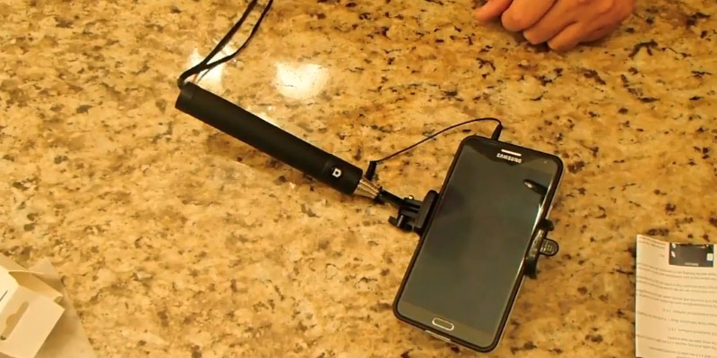 Detailed review of Perfectday 3296522 Bluetooth Selfie Stick