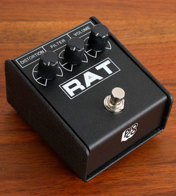 Review of Pro Co RAT2 Distortion Pedal