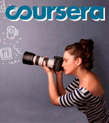 Coursera Photography classes