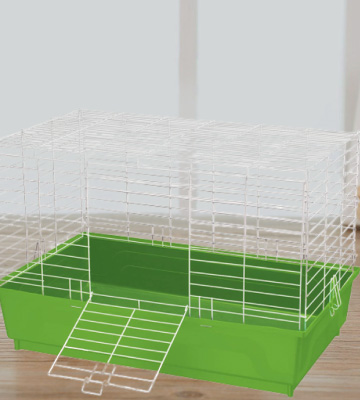 Review of Kaytee My First Home Guinea Pig Large Cage