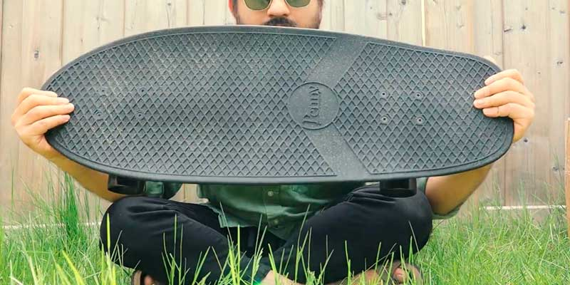 Review of Penny Australia Blackout High-Line Surfskate Skateboad