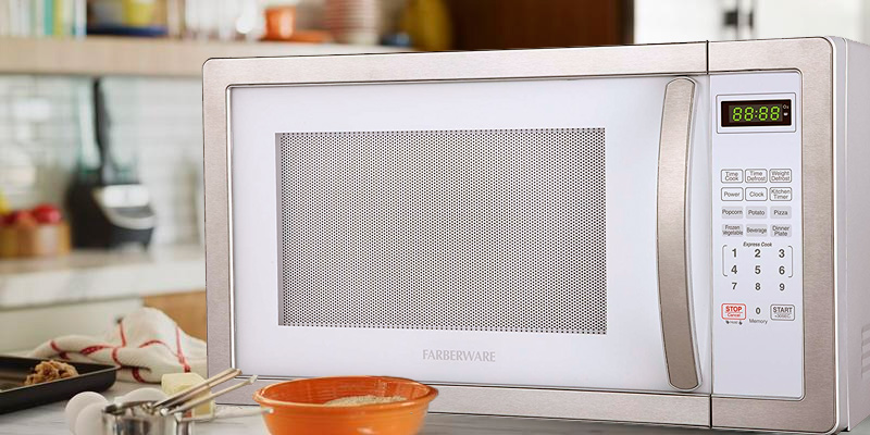 Review of Farberware Classic FMO11AHTBKD Microwave Oven