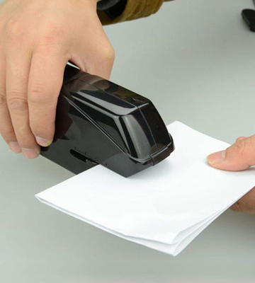 Review of Gizmomate GM-X Automatic Electric Stapler, Heavy Duty Jam-Free 25 Sheet Full-Strip Capacity