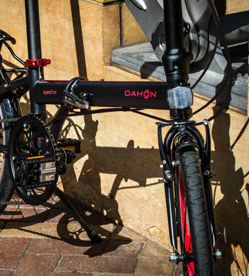 Review of Dahon Speed D7 Street Folding Bicycle