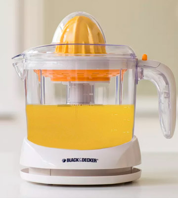 Review of BLACK+DECKER CJ625 Citrus Juicer