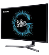 Samsung C32HG70 32 HDR QLED Curved Gaming Monitor (144Hz / 1ms)