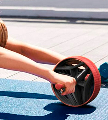 Review of Epitomie Fitness BIO Core Ab Roller Wheel