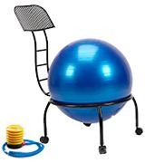 5 Best Balance Ball Chairs Reviews Of 2019 Bestadvisor Com