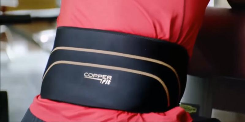 Review of Copper Fit Pro Series Hot/Cold Therapy