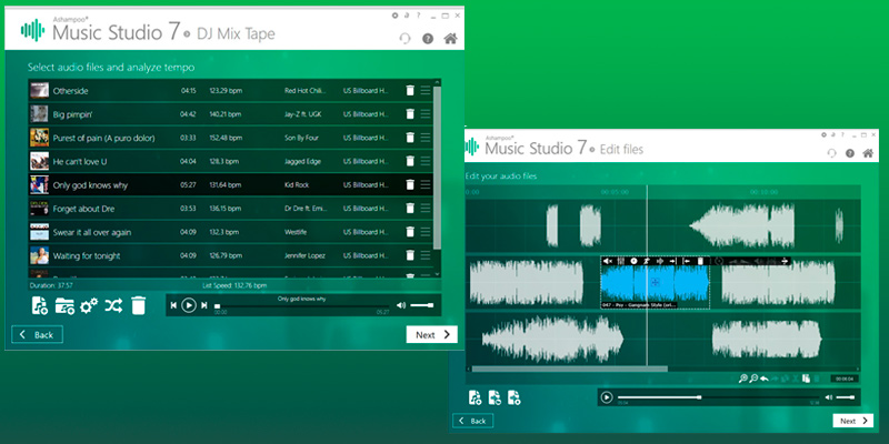 Detailed review of Ashampoo Music Studio 7: Everything Your Songs Need!