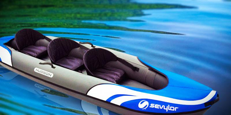 Review of Sevylor Big Basin 3-Person Kayak