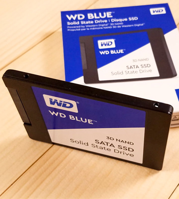 Review of Western Digital Blue (WDS500G2B0A) SATA III 3D NAND SSD - 2.5 Solid State Drive