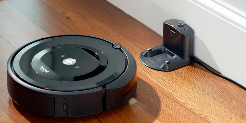 Review of iRobot Roomba E5 (5150) Robot Vacuum - Wi-Fi Connected, Works
