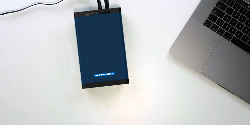 Review of SecureData SecureDriveBT Encrypted External Hard Drive