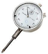 All Industrial Tool Supply TR72020 Dial Indicator, 0-1