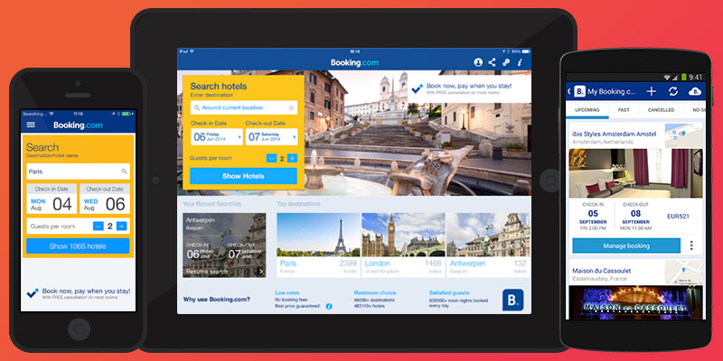 Detailed review of Booking Largest Hotel Booking Service