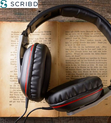 Review of Scribd Audiobooks
