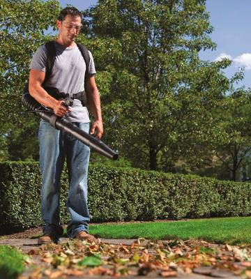 Review of Troy-Bilt TB4BP EC Backpack Blower with JumpStart Technology