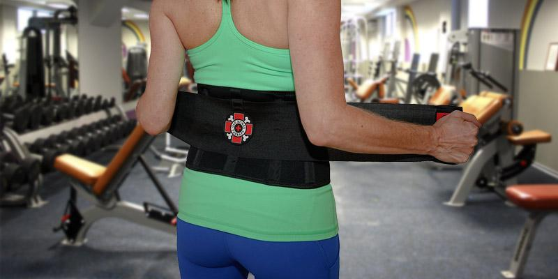 Review of Old Bones Therapy Back Belt & Lower Back Support Ergonomic