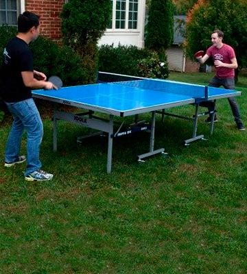 Review of JOOLA Nova Outdoor Table Tennis Table
