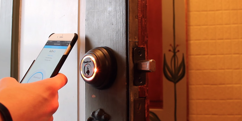 Review of Kwikset 925 KEVO DB 15 Touch-to-Open Smart Lock
