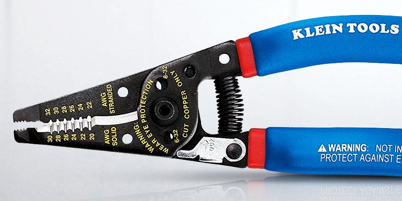Review of Klein Tools 11057 Cable Stripper and Cutter