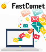 FastComet Personalized Email Hosting Made Easy and Secure