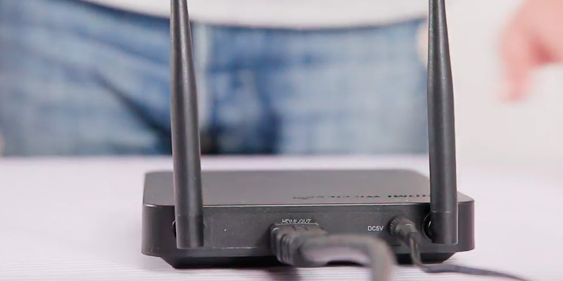 Ansten (0016) HDMI Wireless in the use