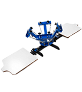 SHZOND 21.7 x 17.7 Screen Printing Press