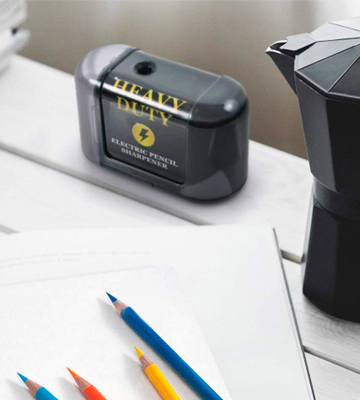 Review of Artist Choice Helical Blade Heavy Duty Pencil Sharpener
