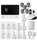 Golden Security Wireless Home Burglar Security Alarm System